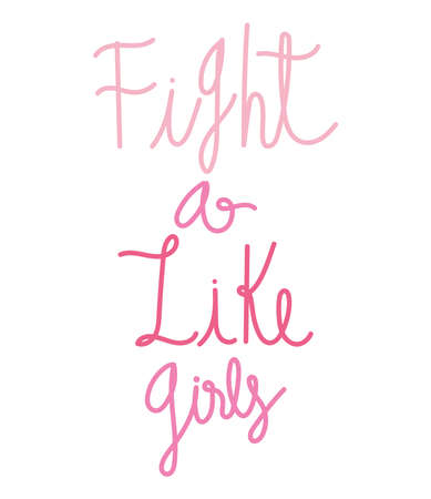fight like a girls