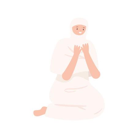 prayer muslim woman