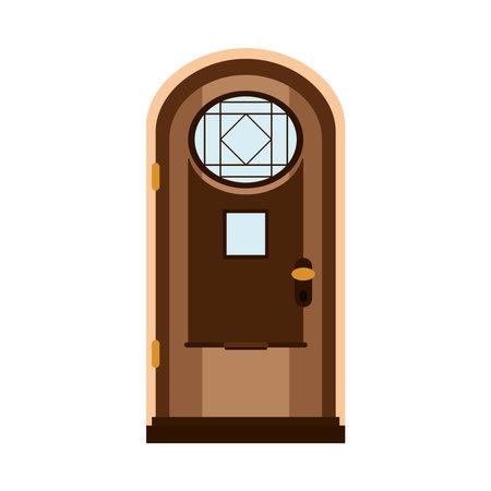 front residential door