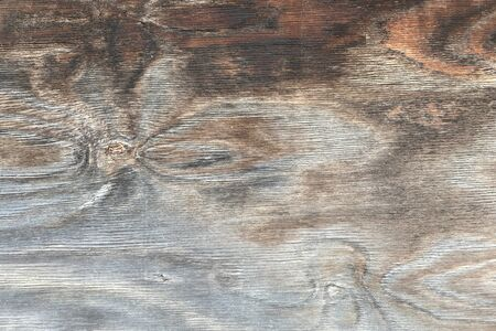 afaded wood board with rustic knots