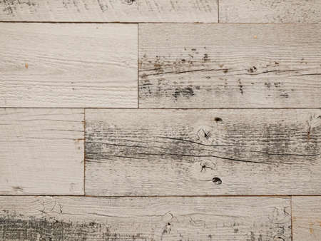 an old sanded natural wood wall panel background
