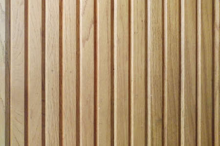 a light natural wood panel wall fence background