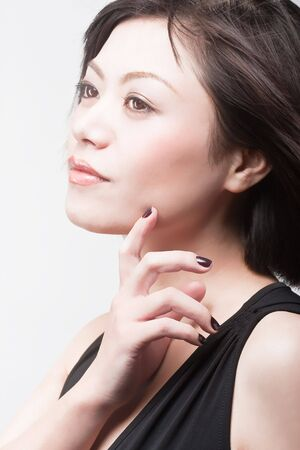 asian fashion beauty photo