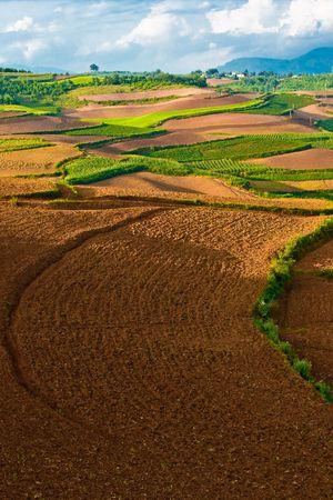 beautiful landscape in yunnan, china (2) photo