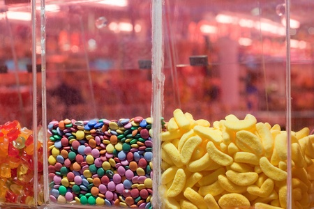 variety of candy photo