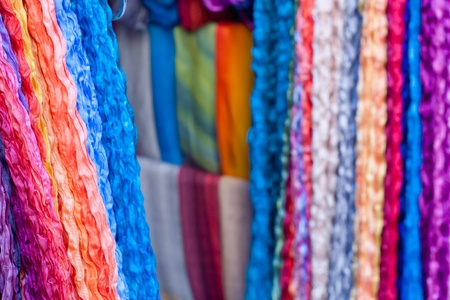 tourist scarves in provence Stock Photo - 9604190