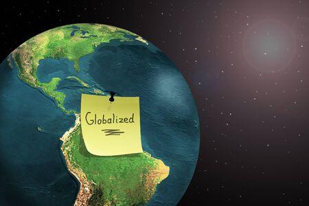 world globalization photo