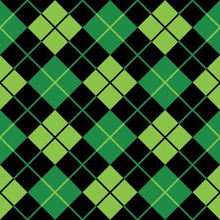 argyle green seamless background photo