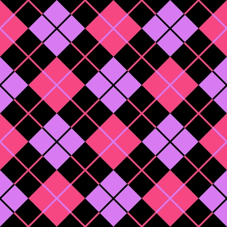argyle violet pink seamless background photo