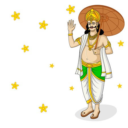 kerala culture: King Mahabali