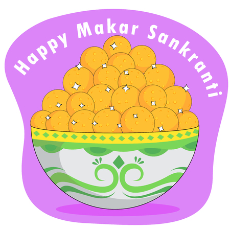 festive occasions: Delicious sweet for Indian festival, Makar Sankranti