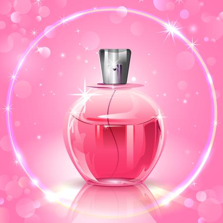 Premium Brand Cosmetic Perfume Bottle