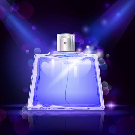 perfumery: Premium Brand Cosmetic Perfume Bottle
