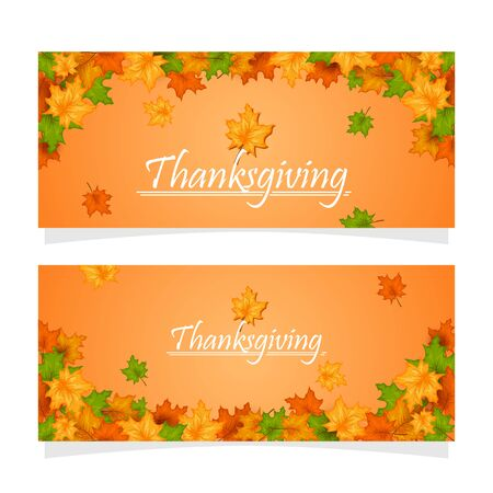 Szczęśliwa świąteczna kartka z życzeniami Dziękczynienia