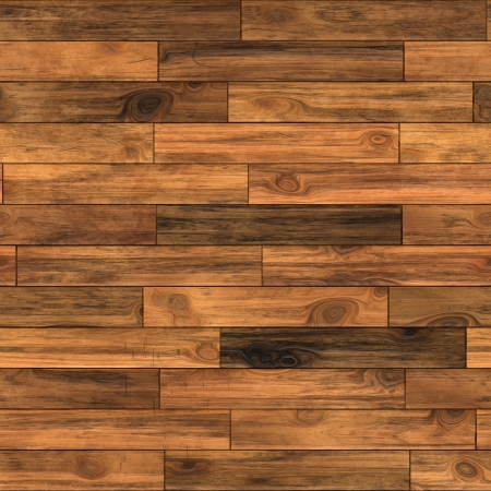 parquet floor: Seamless old wood texture illustration Stock Photo
