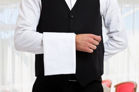 busboy: Portrait of a professional waiter