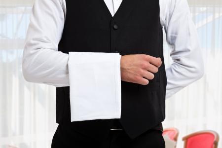 sirvientes: Retrato de un camarero profesional