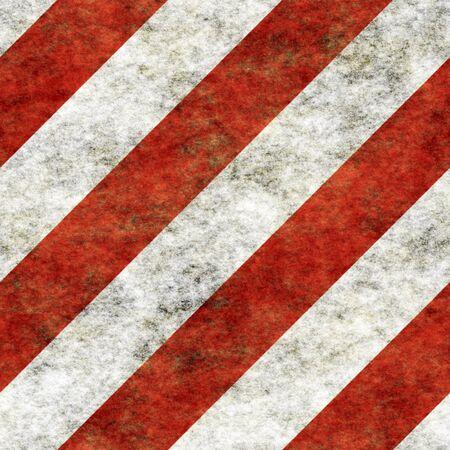 Seamless hazard stripes texture Stock Photo - 14679090