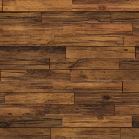 timber floor: Aged wood illustration  Seamless pattern