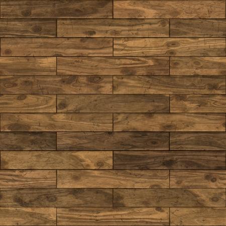 hardwood floor: Aged wood illustration  Seamless pattern