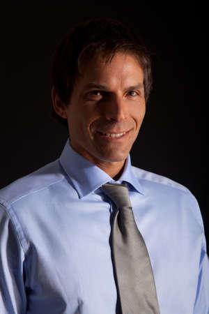 succesful: Portrait of a business man