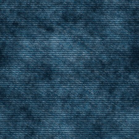 leather pants: Seamless blue jeans texture Stock Photo