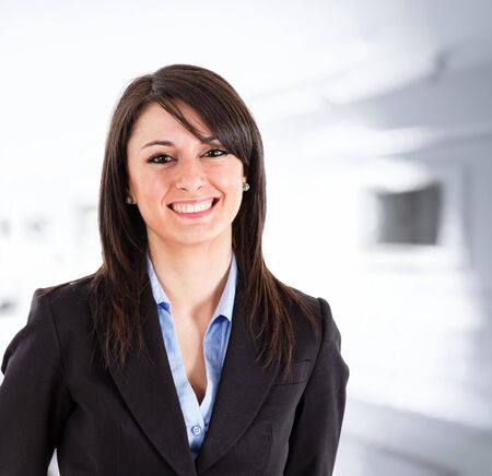 Portrait of a young businesswoman  Stock Photo - 17575193