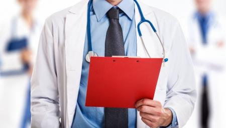 doctoring: Medico di fronte alla sua squadra