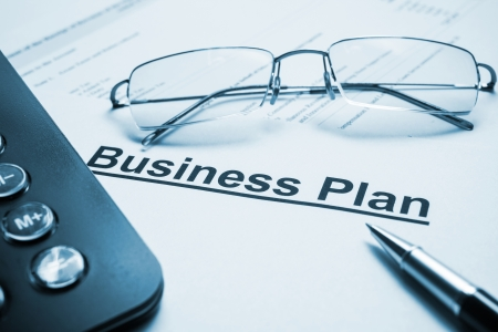 business plan: Plan for a new business