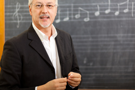 Music Teacher Images & Stock Pictures. Royalty Free Music Teacher ...