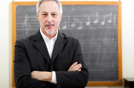 music education: Music teacher