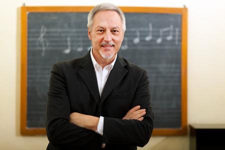 Music teacher photo
