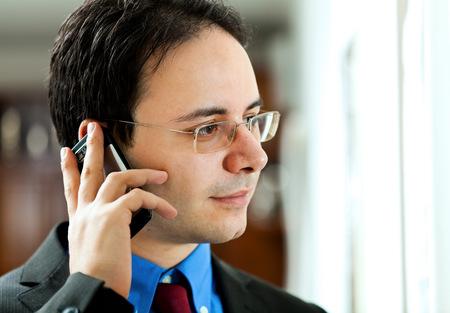director de escuela: Abogado acertado que habla en el tel�fono