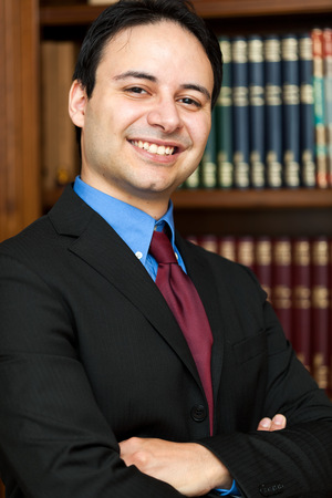director de escuela: Retrato acertado abogado