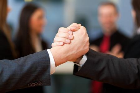 협력의 개념 스톡 콘텐츠