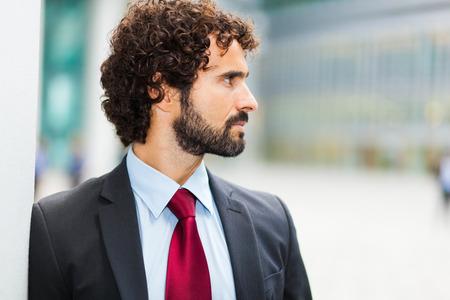 councilor: Handsome businessman portrait
