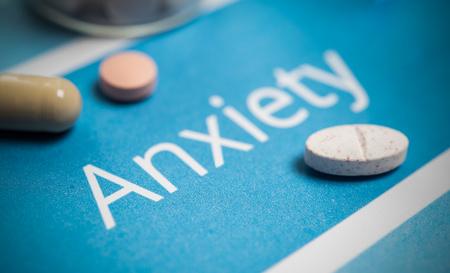 ansiedad: trastorno de ansiedad relacionada con los documentos y las drogas