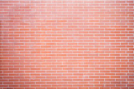 wall texture: Red brick wall texture Stock Photo