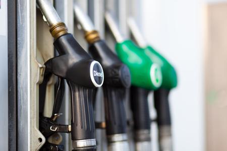 tanque de combustible: Boquilla de combustible