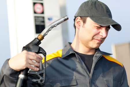 normal distribution: Gasoline price is getting too high