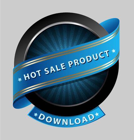 shareware:  Originally created Hot sale product design element for multipurpose use