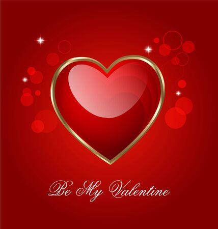 true love:  Creative design of a Valentines day celebration background
