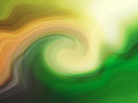 acryl:  Abstract background with handpainted creation acryl on canvas Stock Photo