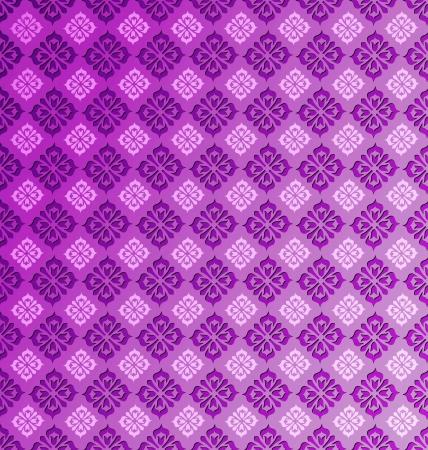 Seamles vintage pattern tile for multipurpose use in design Stock Vector - 20710159