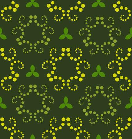 Seamless ornament pattern tile for multipurpose use in design Stock Vector - 20901588
