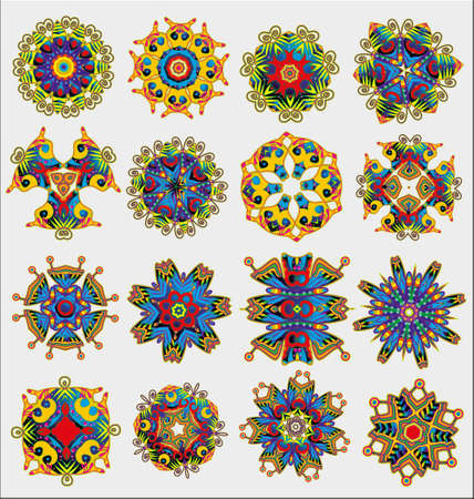 ornament collection for design embellishment