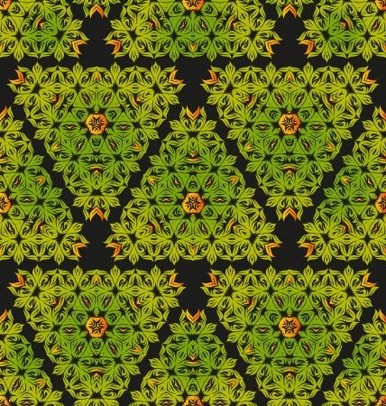 Seamless ornament pattern tile for design needs Stock Vector - 21883726