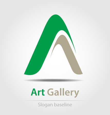 Originally created vector business icon Vettoriali
