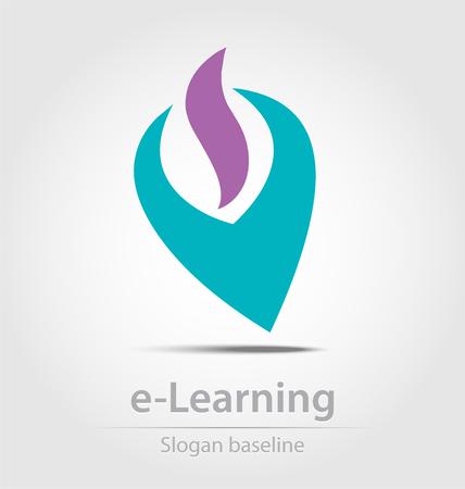 originally: Originally created business icon for design needs