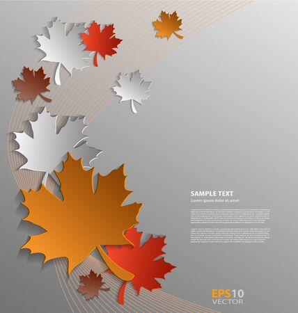 Stylized presentation,option template for multipurpose design needs Stock Vector - 22552229